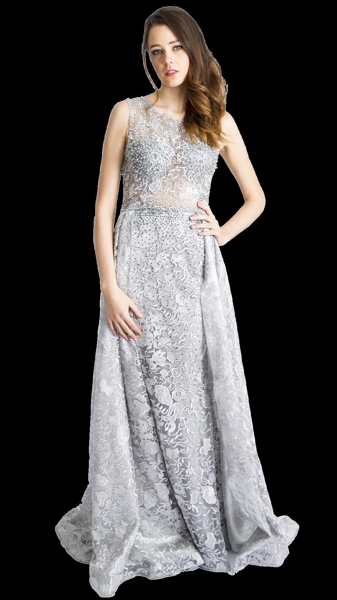 kleid kathi - grau